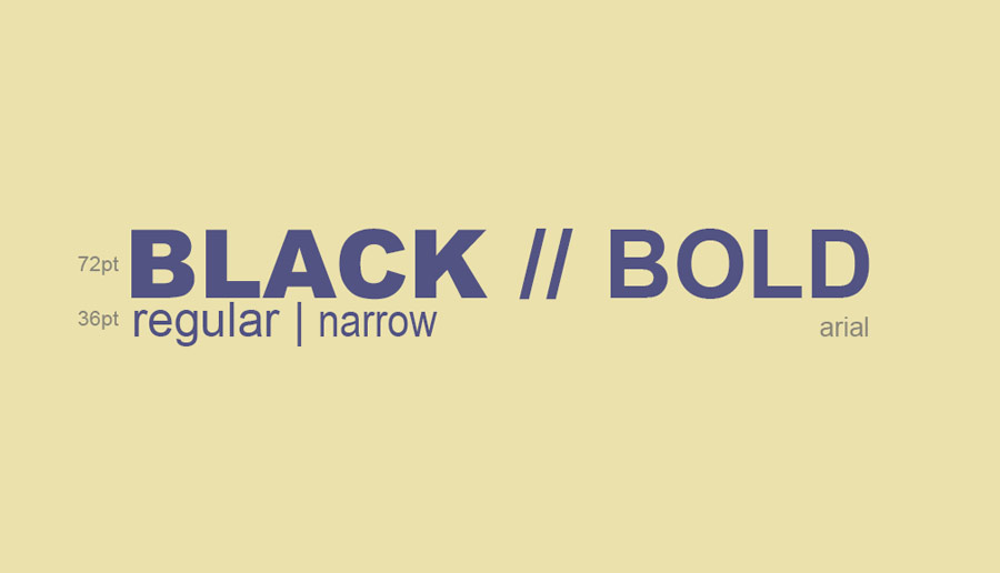 The Best Graphic Design Fonts Already Installed - Monstabot