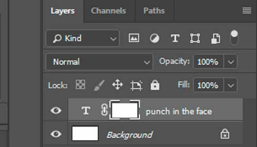 How to Create Distressed Text With Any Font in Photoshop