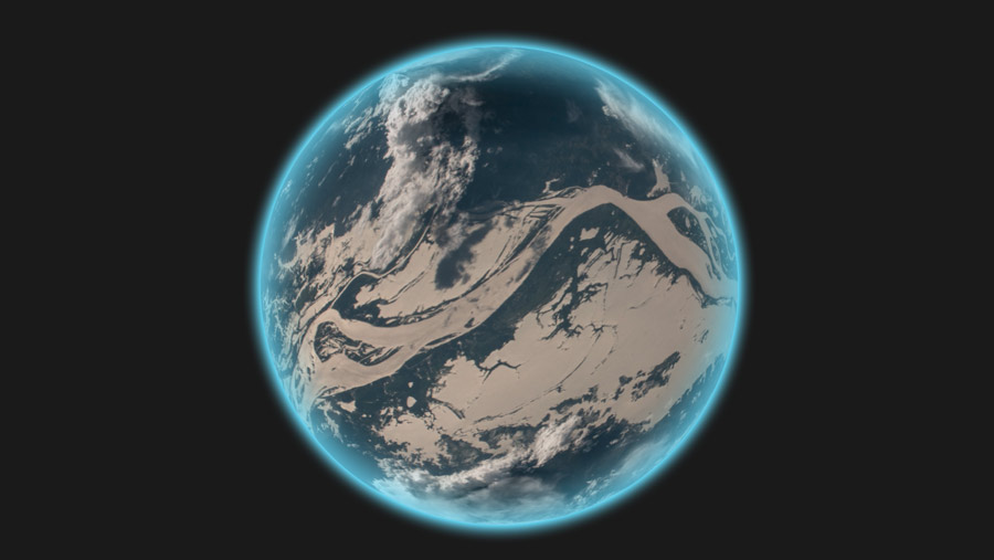How to Create a Photo-Realistic Planet in Photoshop CC